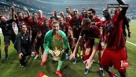 VIDEO: Adrian, Pengangguran yang Jadi Penentu Juara Liverpool