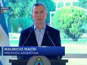 Kekalahan Macri Menjadi Kekhawatiran Pasar di Argentina