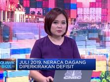 Neraca Dagang Indonesia Diperkirakan Defisit
