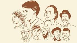 INFOGRAFIS: Para Karakter Kunci 'Bumi Manusia'