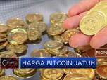 Harga Bitcoin Jatuh