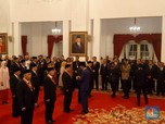 Arifin Panigoro, Prajogo & TP Rachmat Dapat Bintang Jokowi