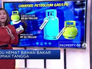 Adu Hemat, LPG atau Kompor Listrik?