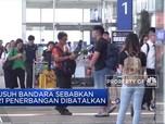 Rusuh Lagi, 421 Penerbangan Bandara Hong Kong Dibatalkan