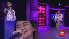 VIDEO: Aaliyah Nyanyikan