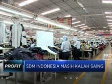 SDM Indonesia Masih Kalah Saing dengan Negara Lain