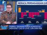 Defisit Neraca Dagang Juli 2019 Diproyeksi Capai 2,8%