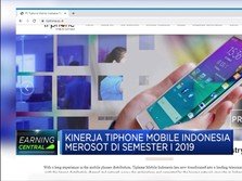 Semester 1 2019, Laba Bersih Tiphone Mobile Anjlok