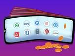 Deretan Dompet Digital Terpopuler di RI, Jawaranya?