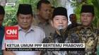 VIDEO: Ketua Umum PPP Bertemu Prabowo, Bahas Apa?