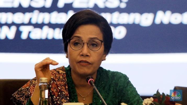 Sri Mulyani Bayar Lunas Subsidi BPJS Kesehatan di 2019