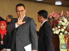 Dikalahkan Kader PSI Dalam Gugatan Trotoar, Apa Kata Anies?