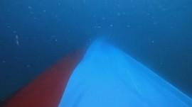 VIDEO: Bendera Merah Putih Terbentang Sepanjang 500 Meter