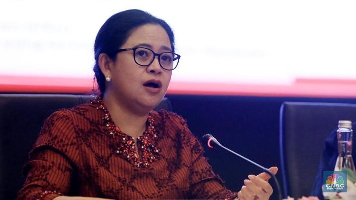 Puan Maharani berjanji penyesuaian iuran peserta BPJS Kesehatan tidak akan memberatkan masyarakat.