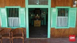 FOTO: Rumah 'Penculikan' Rengasdengklok