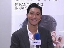 Siwon Choi Bikin Gempar Fans RI, Mas Agung Bilang Kangen