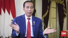 Jokowi soal Salah Ketik Omnibus Law: Kita Terbuka Masukan