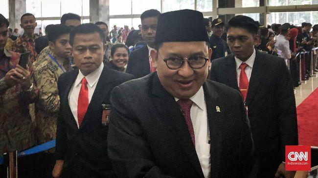 Fadli Zon Tepis Isu Jadi Menteri Jokowi