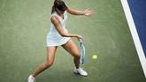 Maria Sharapova yang saat ini berada di peringkat 97 dunia tidak pernah merebut gelar sejak 2017. (Meg Vogel/The Cincinnati Enquirer via AP)