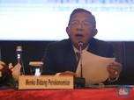 Setelah Jokowi Marah, Darmin Tancap Gas Pangkas Izin