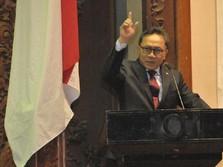 Ibu Kota Baru Diumumkan, Zulhas Minta Jokowi Fokus ke Papua