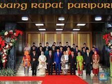 Jokowi Minta Izin DPR & DPD Pindahkan Ibu Kota ke Kalimantan