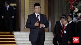 Fadel Muhammad Terpilih Jadi Pimpinan MPR dari DPD