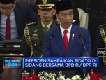 Presiden Pidato 3 Kali di Sidang Tahunan 16 Agustus