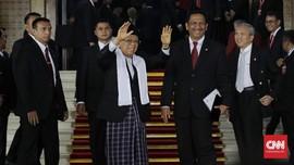 Pelantikan Jokowi Disebut akan Dihadiri 17 Kepala Negara