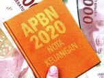 Defisit APBN 2020 Bisa Terkerek Sampai 2,5% PDB