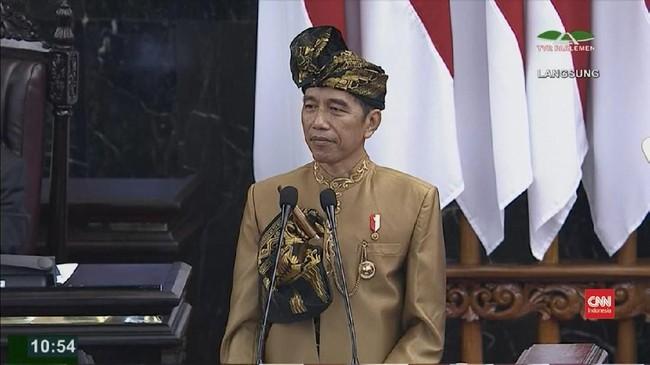 VIDEO: Jokowi Minta Izin ke DPD soal Ibu Kota ke Kalimantan