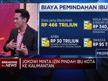 Bahas Soal Pindah Ibu Kota, Jokowi Ingin Tinggalkan 'Legacy'