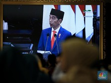 Jokowi Optimistis RI Bisa Bikin Minyak Sawit Jadi Solar 100%
