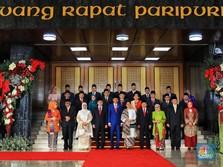Calon-calon Ketua MPR RI Muncul, Dari Muzani Hingga Bamsoet