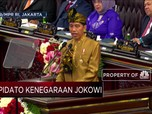 Pakai Baju Adat sasak, Jokowi Tegaskan Soal Indonesia Sentris