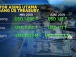 Jepang Salip China Jadi Investor Utama US Treasury