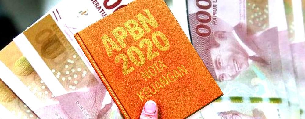 Nota Keuangan dan APBN 2020 Jokowi