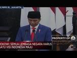 Jokowi Paparkan Visi Besar Indonesia Maju