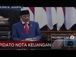 Jokowi Ingatkan Tantangan Ekonomi