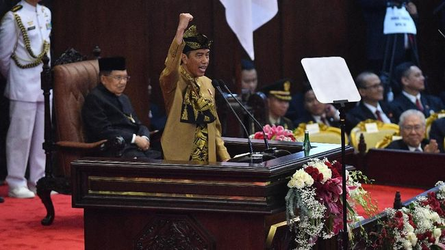 Jokowi soal Investasi: 'Lambat asal Selamat' Tak Lagi Relevan