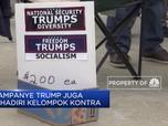 Ekonomi Tak Pasti, Trump Tetap Didukung
