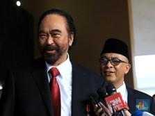 Paloh: Lucu, Nasdem Belum Dikasih Tahu Siapa Calon Menteri