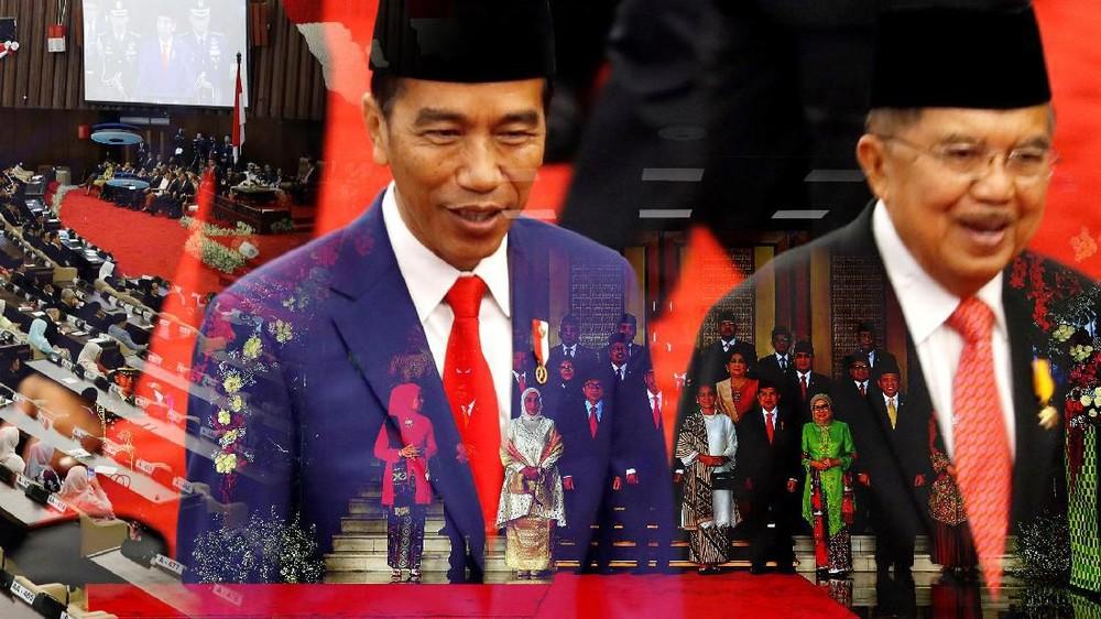 Sidang Tahunan MPR & Nota Keuangan Jokowi