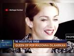 Kisah dibalik Queen Of Pop Madonna