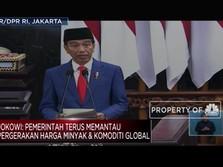 Jokowi Sampaikan 4 Asumsi Dasar Ekonomi di Tahun 2020