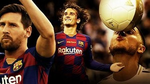 Bienvenido Liga Spanyol