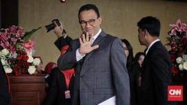 Anies Respons Wacana Bekasi Gabung Jakarta Jadi Satu Wilayah