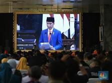 Ada Kecerdasan Buatan, Jokowi: Kerja Admin Harus Dihapus