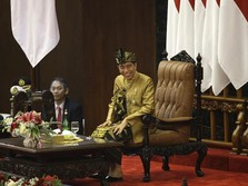 Disuguhi Ridwan Kamil Konsep Ibu Kota, Apa Kata Jokowi?