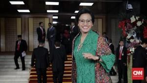 Sri Mulyani Janji Kembangkan Ekonomi Syariah